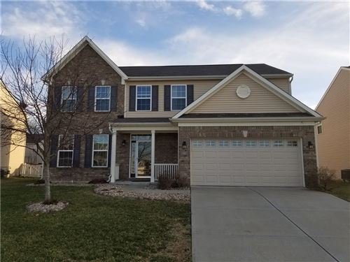 Photo of 1163 Switchback Drive, Greenwood, IN 46143 (MLS # 21696097)