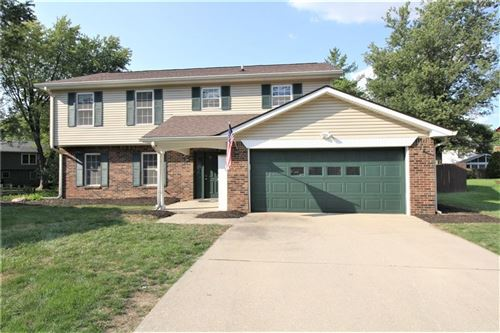 Photo of 203 Kinser Court, Fishers, IN 46038 (MLS # 21812097)