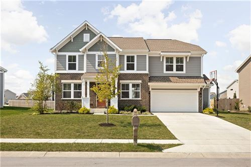 Photo of 1040 Arthur Court, Greenfield, IN 46140 (MLS # 21813097)