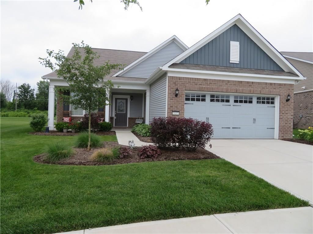 5137 Silverbell Drive, Plainfield, IN 46168 - #: 21635097