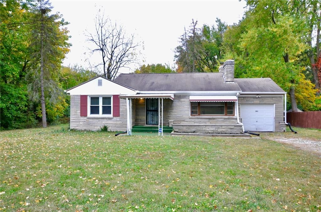 4110 North Drexel Avenue, Indianapolis, IN 46226 - #: 21678097