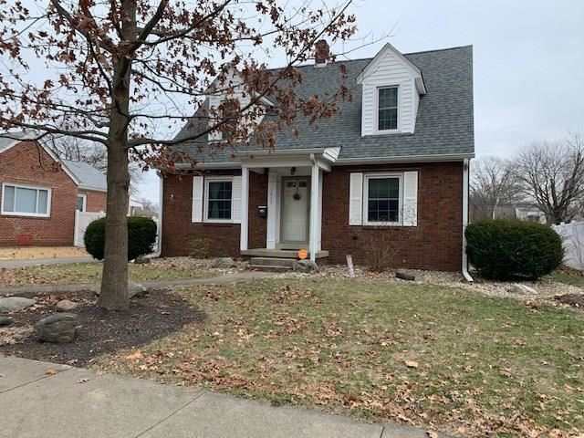 1917 Chestnut Street, Columbus, IN 47201 - #: 21690097