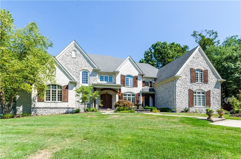 11720 Carriage Lane, Carmel, IN 46033 - #: 21700097