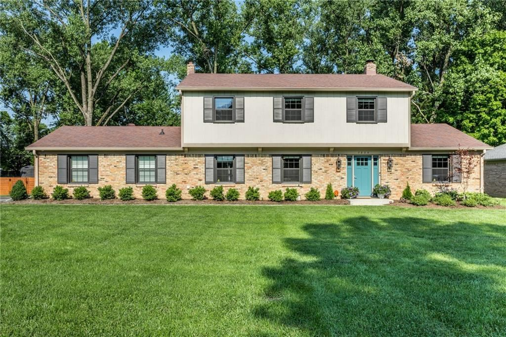7824 North Whittier Place, Indianapolis, IN 46250 - #: 21723097