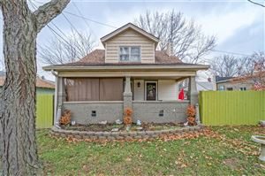 Photo of 4660 Nowland, Indianapolis, IN 46201 (MLS # 21653098)