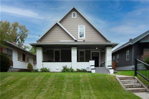 Photo of 1211 N Temple Avenue, Indianapolis, IN 46201 (MLS # 21818098)