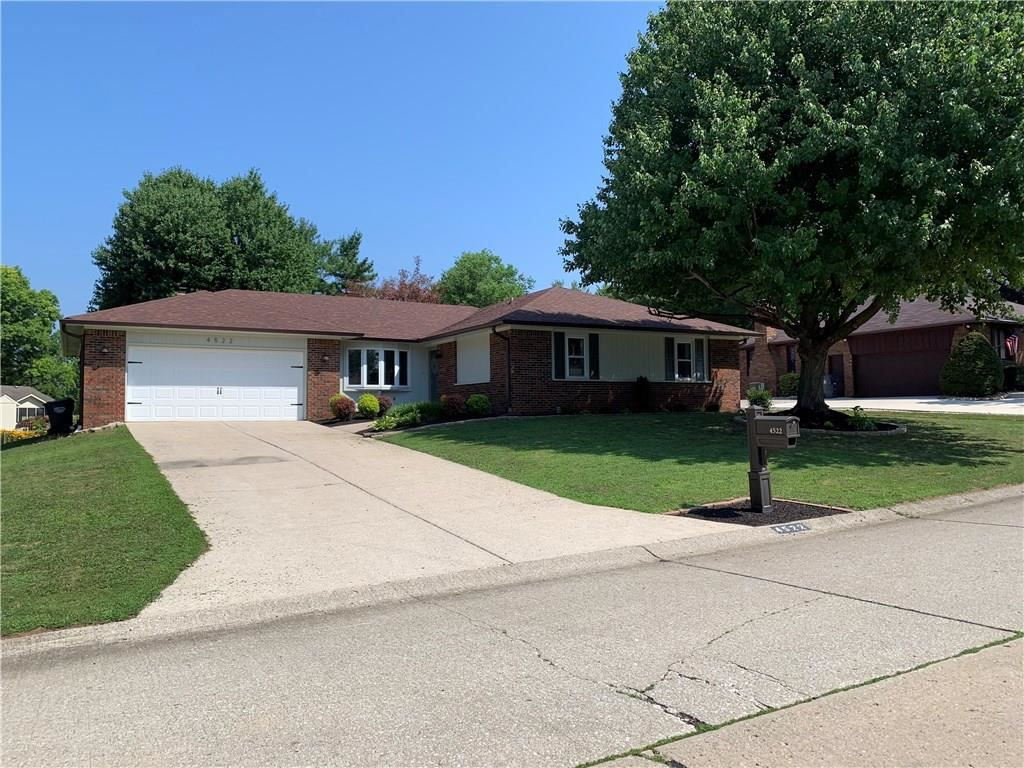 Photo of 4522 Southway Road, Greenwood, IN 46142 (MLS # 21723098)