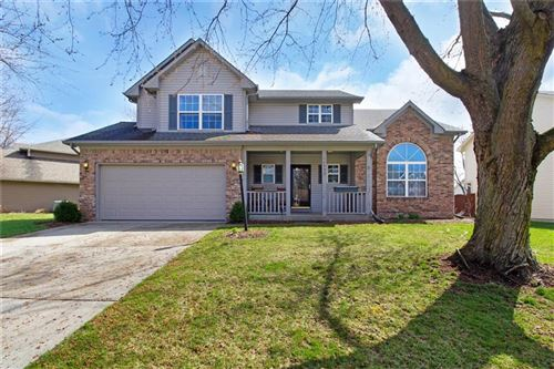 Photo of 11495 WILDERNESS Trail, Fishers, IN 46038 (MLS # 21702099)