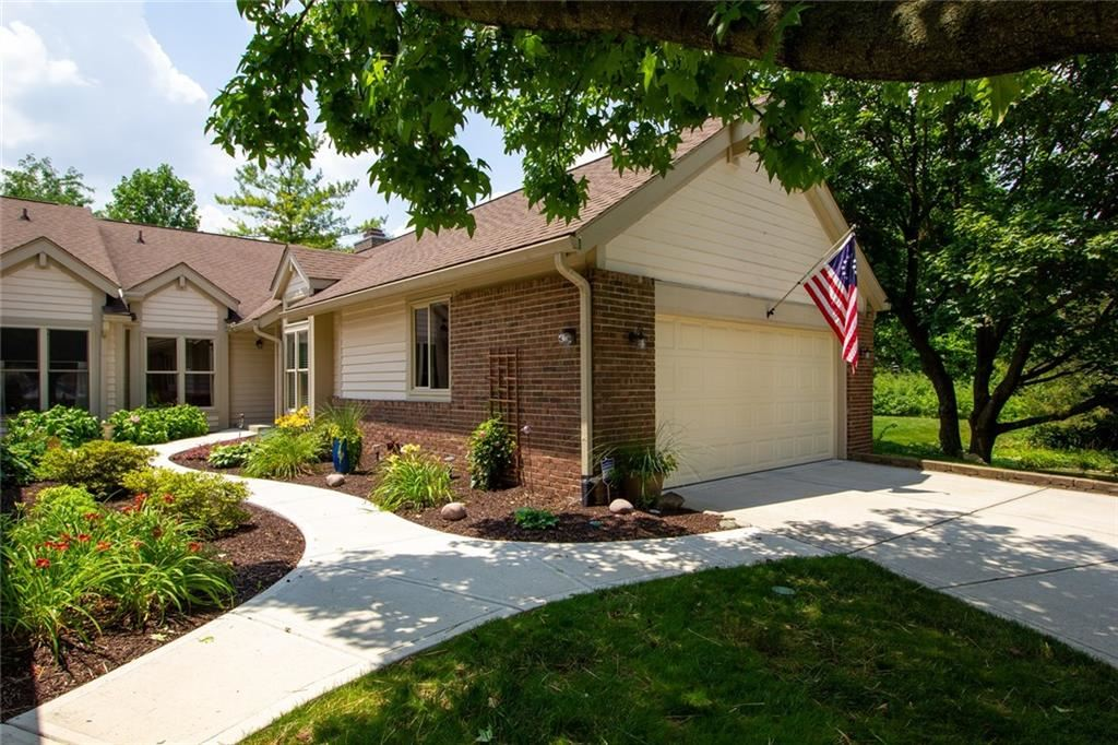 5334 Thicket Hill Lane, Indianapolis, IN 46226 - #: 21724099
