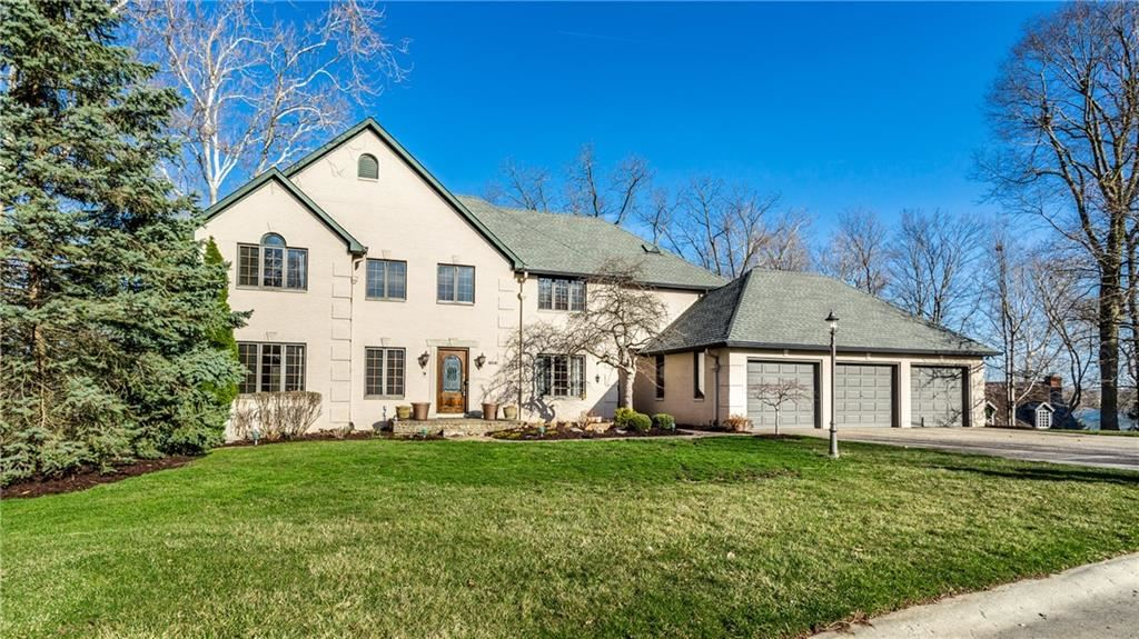 8518 Clew Court, Indianapolis, IN 46236 - #: 21768099