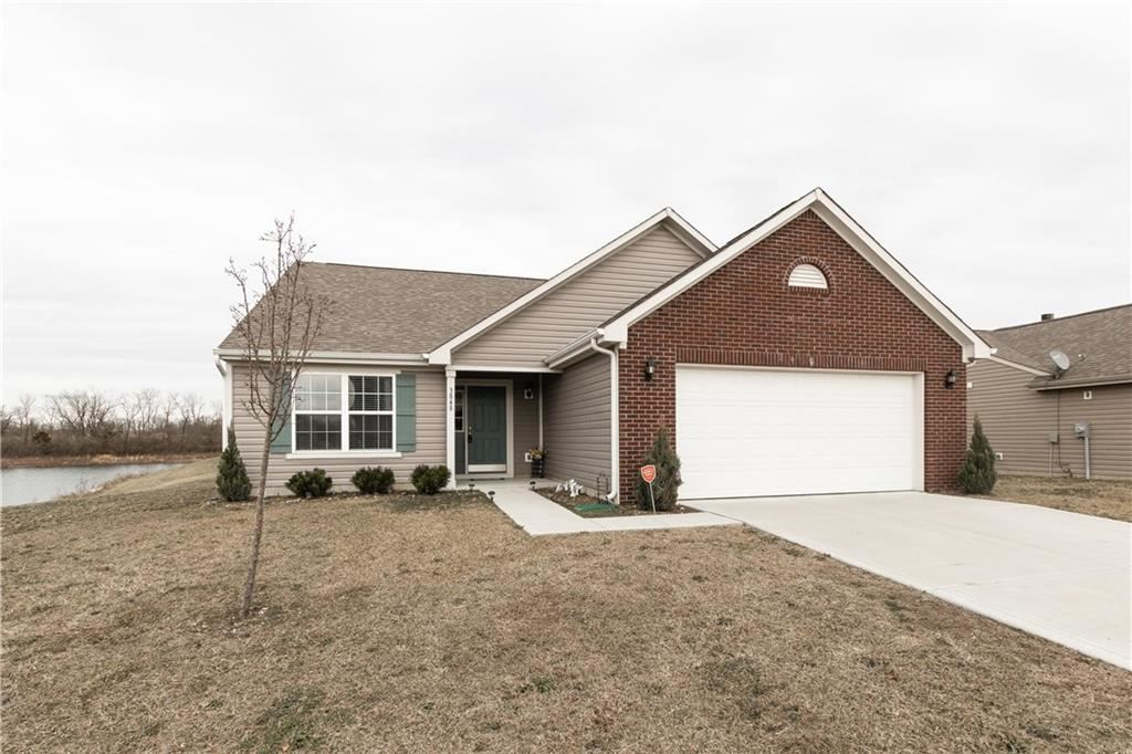 3848 Boundary Bay Drive, Indianapolis, IN 46217 - #: 21693100