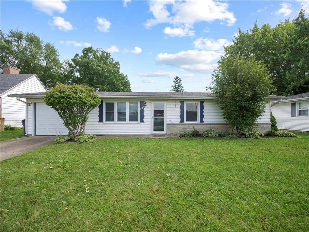 523 Hawthorne Avenue, Anderson, IN 46011 - #: 21732101