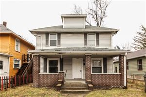 Photo of 2901 North SHERMAN, Indianapolis, IN 46218 (MLS # 21628103)