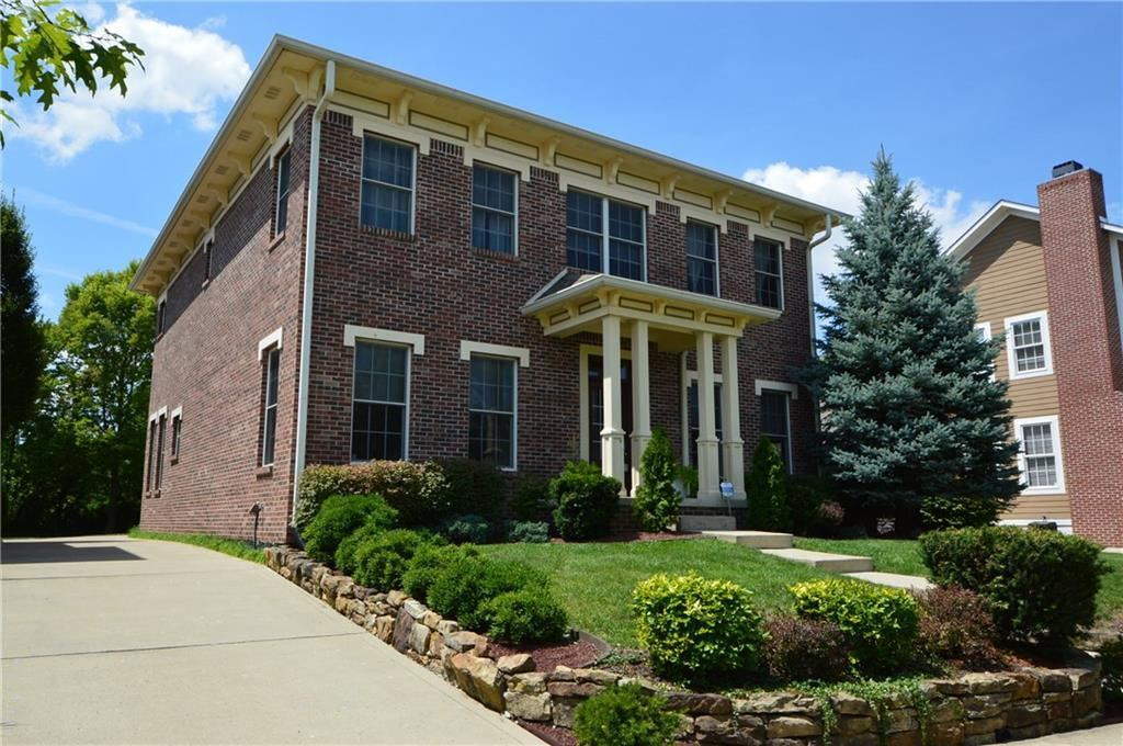6732 West Stonegate Drive, Zionsville, IN 46077 - #: 21646103