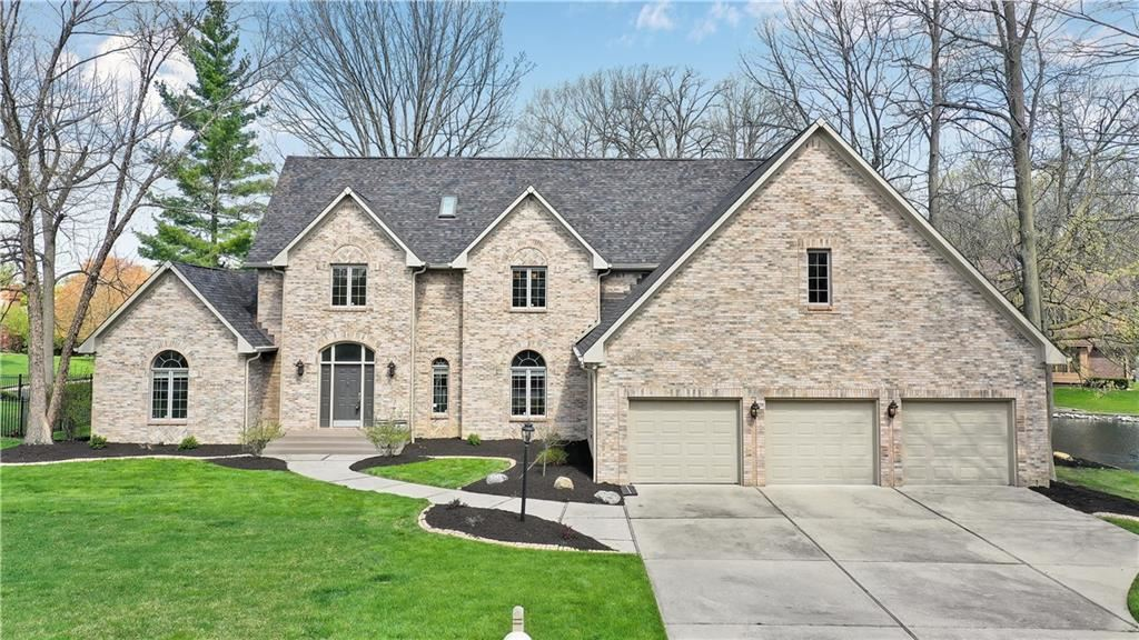 7594 Ballinshire S, Indianapolis, IN 46254 - #: 21701103