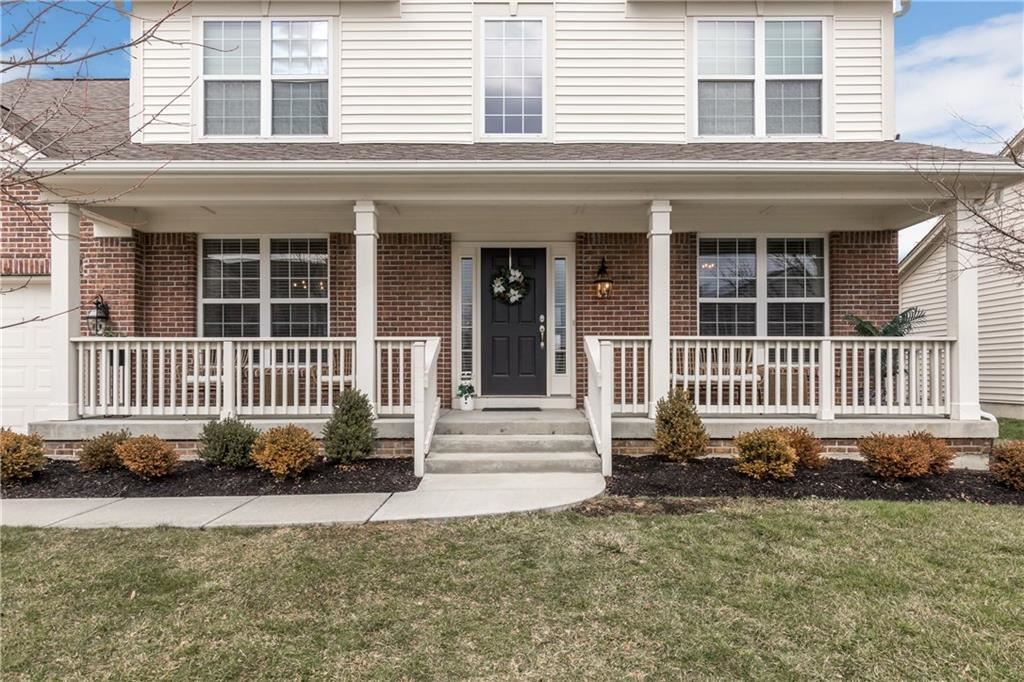 Photo of 610 Burgess Hill Pass, Westfield, IN 46074 (MLS # 21696104)