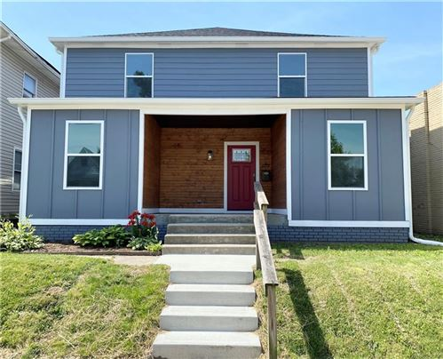 Photo of 2219 Prospect Street, Indianapolis, IN 46203 (MLS # 21795105)