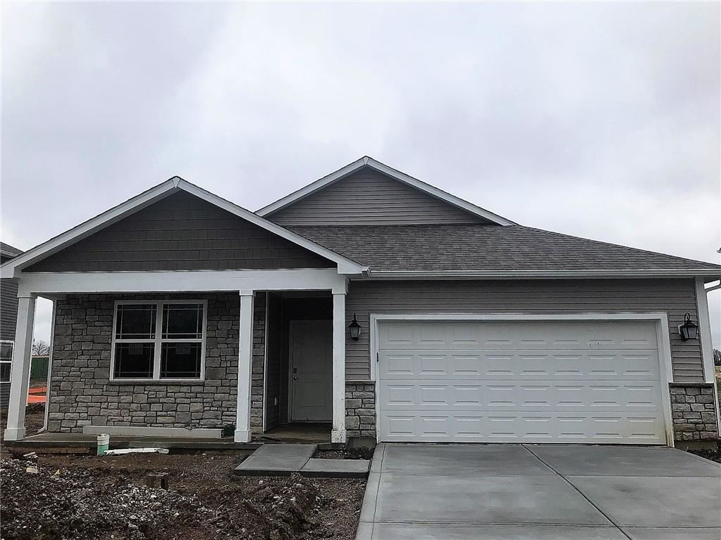 1970 Fairmont Drive, Greenfield, IN 46140 - #: 21761105