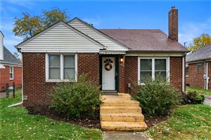 Photo of 1461 North LELAND Street, Indianapolis, IN 46219 (MLS # 21679107)