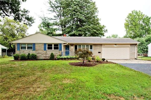 Photo of 5835 North OAKLAND Avenue, Indianapolis, IN 46220 (MLS # 21688107)