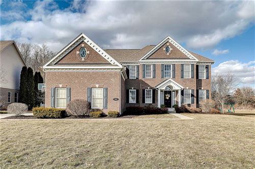 Photo of 9050 Hearthstone Drive, Zionsville, IN 46077 (MLS # 21769107)
