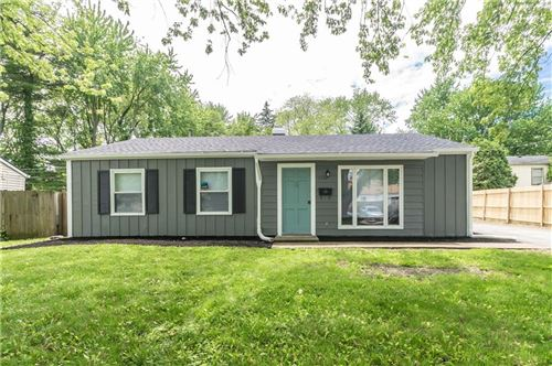 Photo of 5367 Penway Street, Indianapolis, IN 46224 (MLS # 21715108)