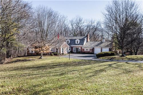 Photo of 7767 Spring Mill Road, Indianapolis, IN 46260 (MLS # 21768109)