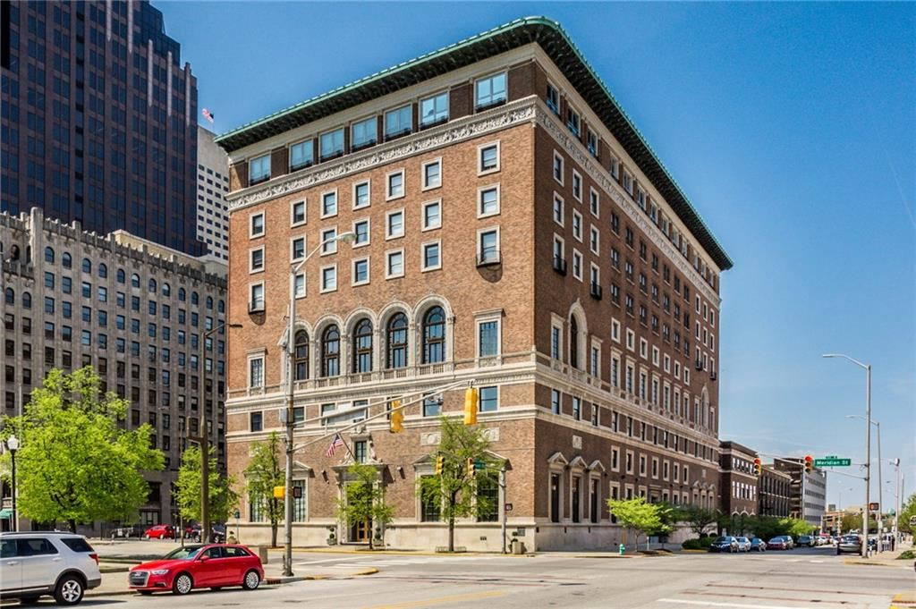350 North Meridian Street #804, Indianapolis, IN 46204 - #: 21706109