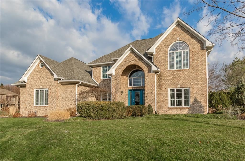 10157 Woods Edge Drive, Fishers, IN 46037 - #: 21751109