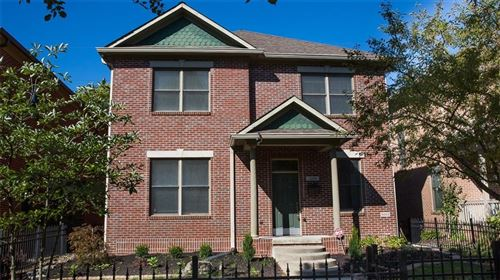 Photo of 1506 Central Avenue, Indianapolis, IN 46202 (MLS # 21740110)