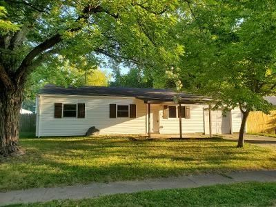 612 Hampton Lane, Chesterfield, IN 46017 - #: 21732110