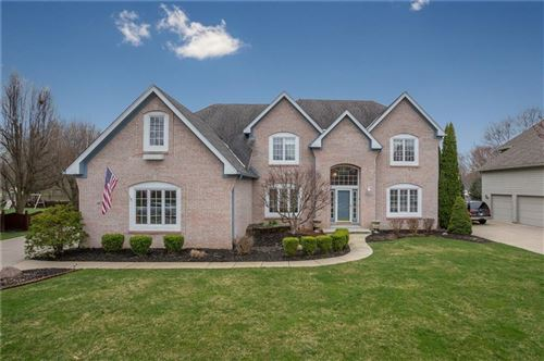 Photo of 10773 Woodmont Lane, Fishers, IN 46037 (MLS # 21700111)