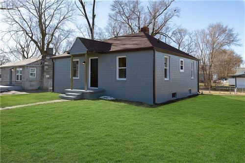 Photo of 1528 South Centennial Street, Indianapolis, IN 46241 (MLS # 21761111)
