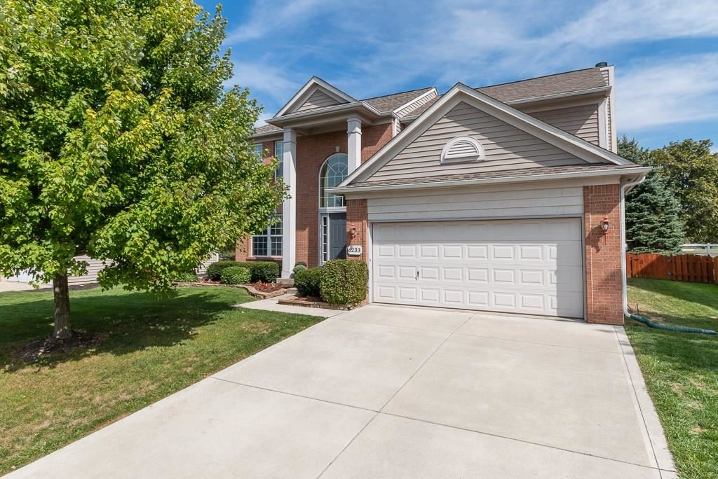 6233 Saw Mill Drive, Noblesville, IN 46062 - #: 21671111