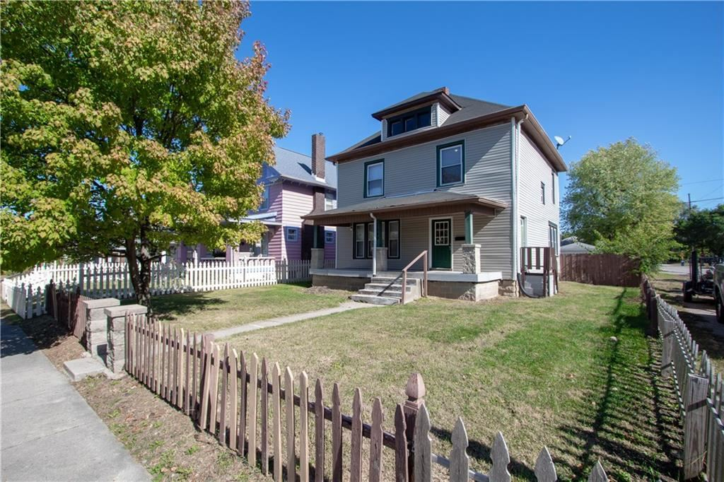 1049 South Reisner Street, Indianapolis, IN 46221 - #: 21679111