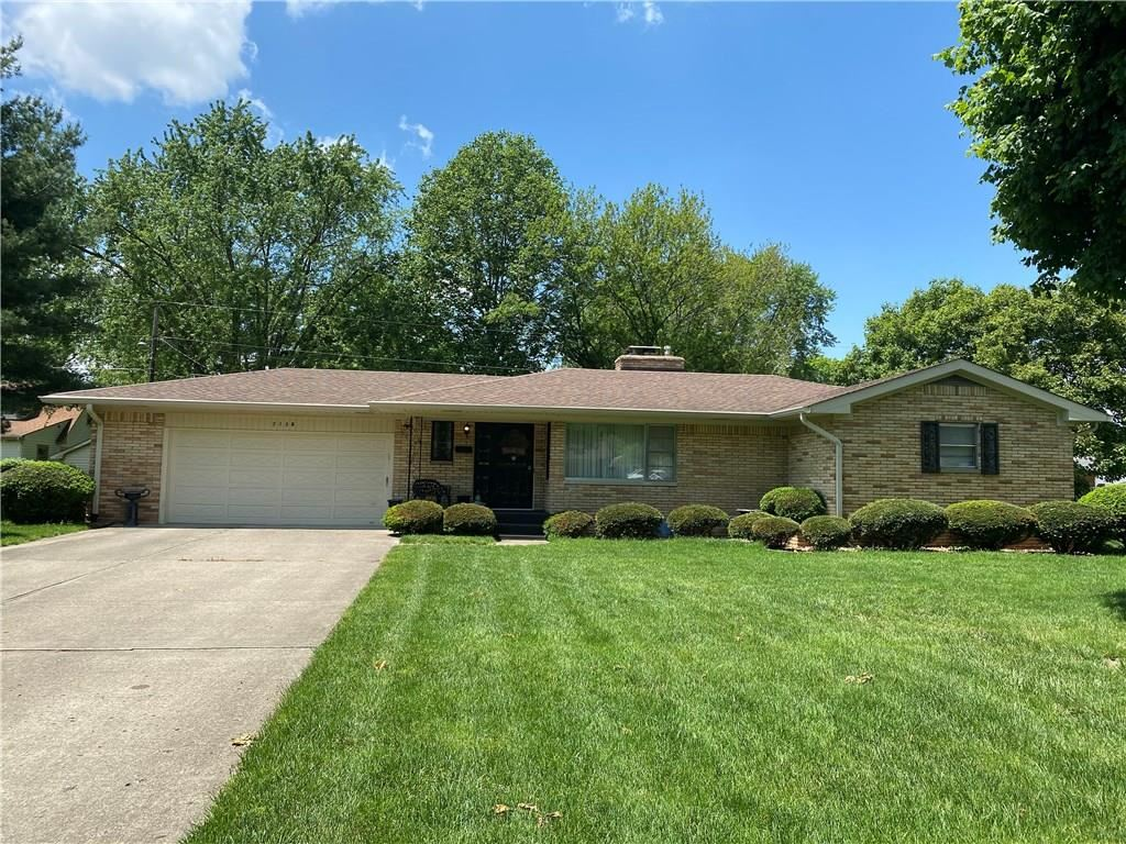 7136 Linden Drive, Indianapolis, IN 46227 - #: 21712111