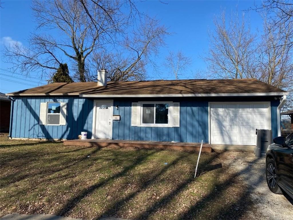 3737 Ashway Drive, Indianapolis, IN 46224 - #: 21757111