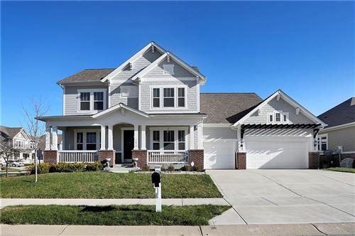 Photo of 1616 Farmhouse Drive, Westfield, IN 46074 (MLS # 21722113)