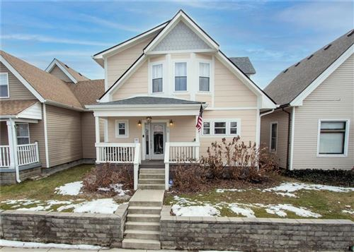 Photo of 519 Terrace Avenue, Indianapolis, IN 46203 (MLS # 21769114)