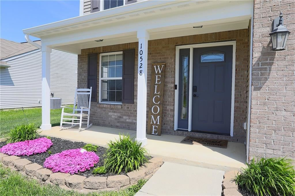 10528 Hunters Crossing Boulevard, Indianapolis, IN 46239 - #: 21707114