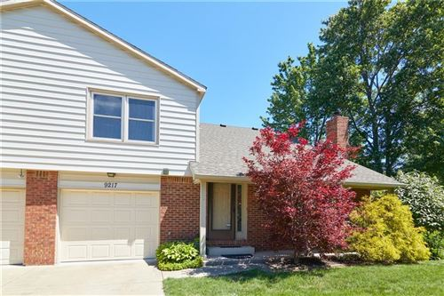 Photo of 9217 Doubloon Road, Indianapolis, IN 46268 (MLS # 21792115)