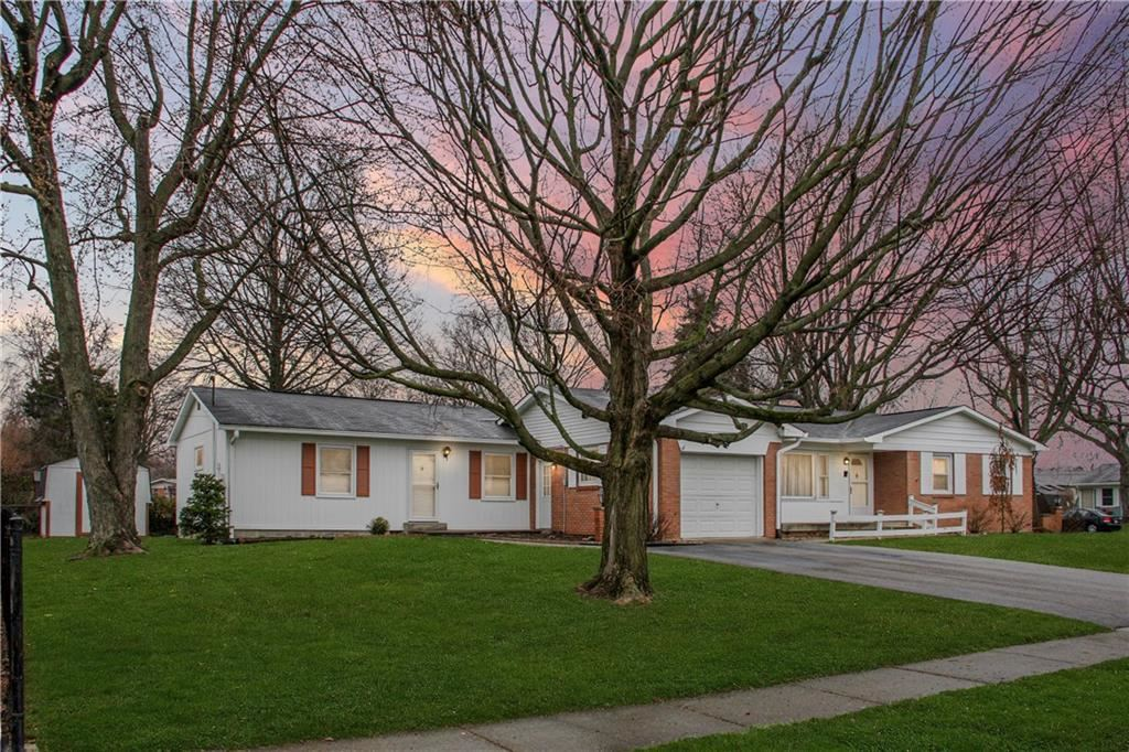 3005 Winchester Drive, Indianapolis, IN 46227 - #: 21696115