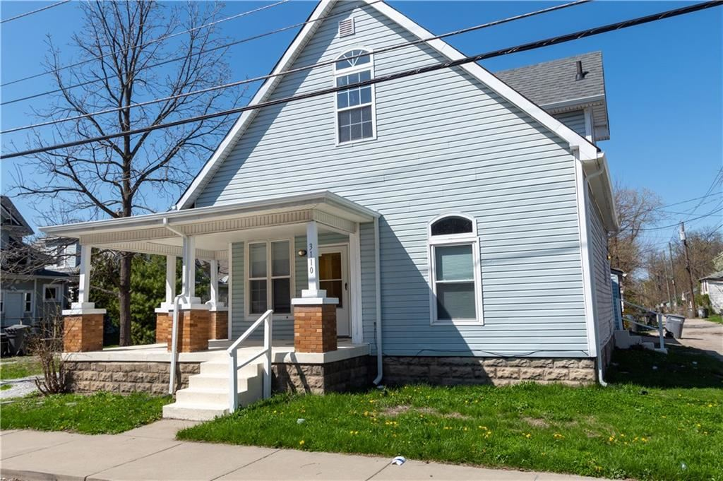 3110 East 11th Street, Indianapolis, IN 46201 - #: 21704115