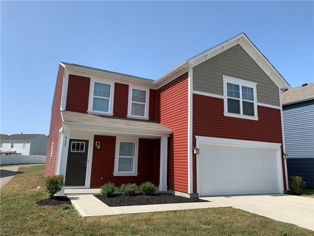 927 Olmsted Court, Shelbyville, IN 46176 - #: 21739115
