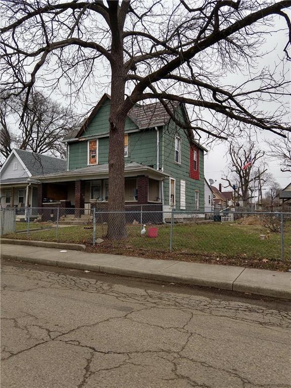 209 North Beville Avenue, Indianapolis, IN 46201 - #: 21751116