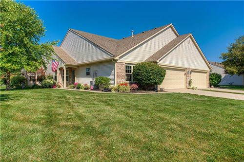 Photo of 1196 Brittany Circle, Brownsburg, IN 46112 (MLS # 21803118)