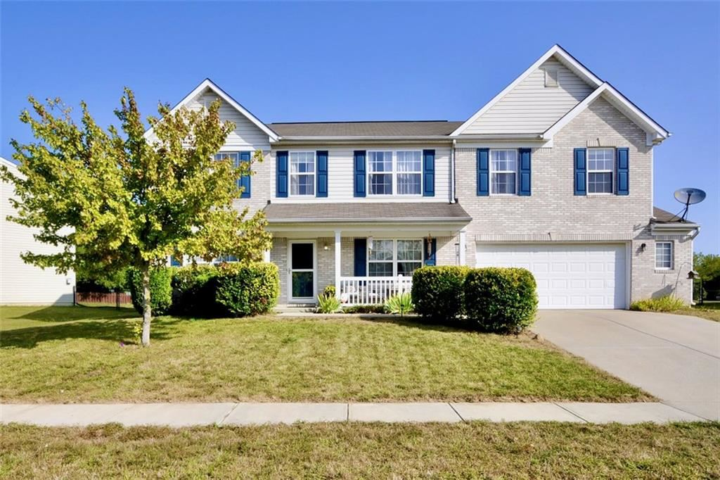 6442 Fiesta Street, Indianapolis, IN 46237 - #: 21736118