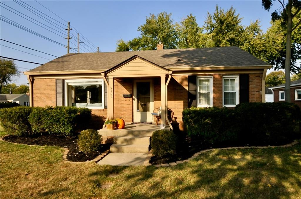 5402 HAVERFORD Avenue, Indianapolis, IN 46220 - #: 21745118