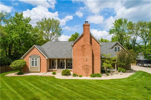 Photo of 4802 East 71st Street, Indianapolis, IN 46220 (MLS # 21710119)