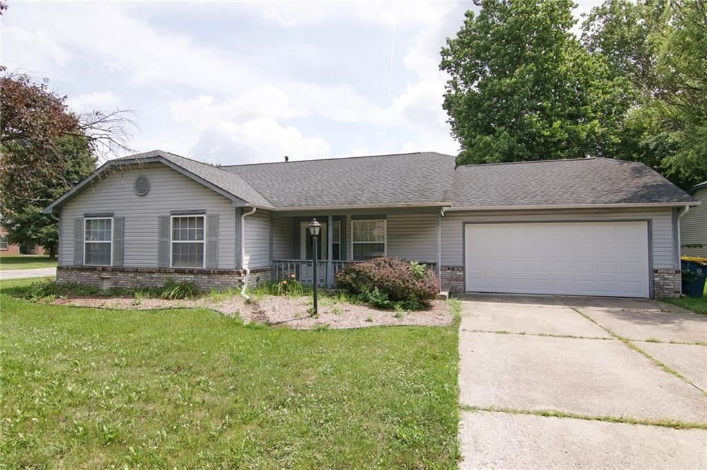3355 KRISTEN Court, Indianapolis, IN 46235 - #: 21730119
